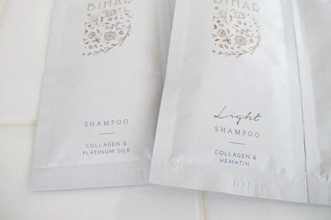 ビハール モイストシャンプー&ライトシャンプー 2種類