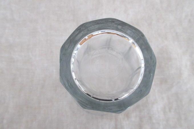 デュラレックス ピカルディ 耐熱 グラス 底面