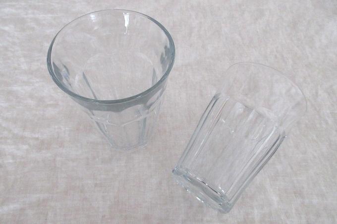 デュラレックス ピカルディ 耐熱 グラス サイズ
