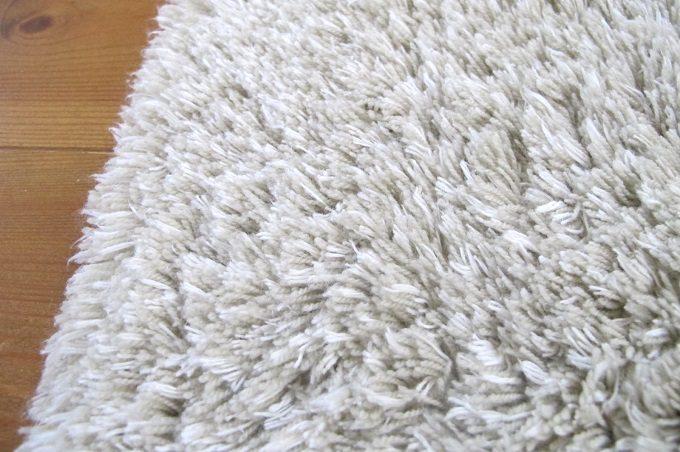 カームランド 洗える玄関マットの毛足の長さ