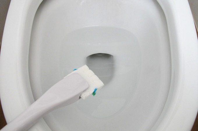 スクラビングバブル 流せるトイレブラシ トイレ掃除スタート