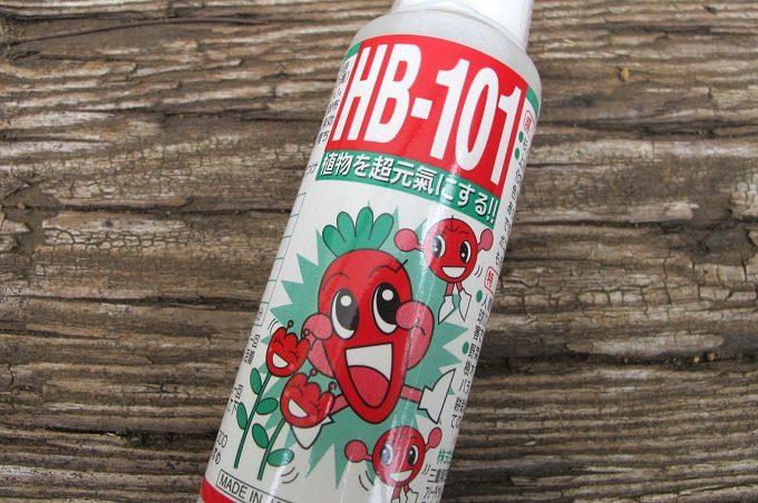 HB-101 ラベル