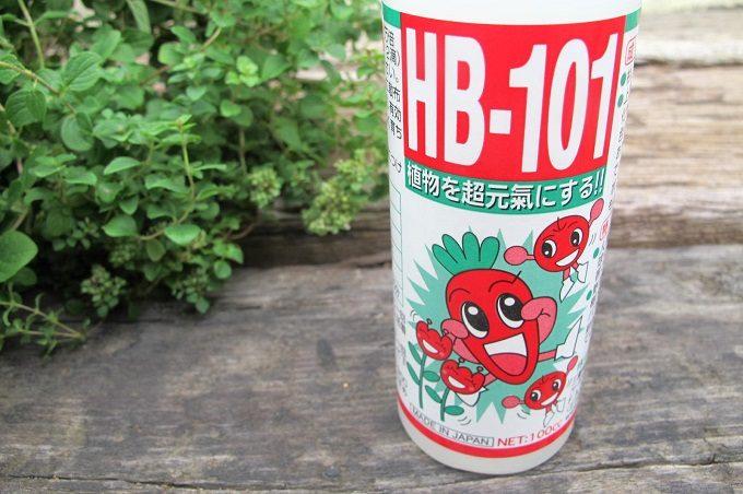 hb-101 アップ