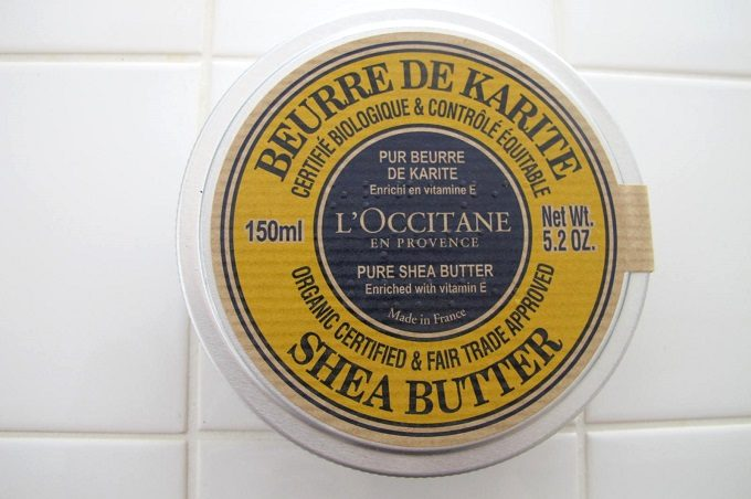 loccitane-shea-butter 正面