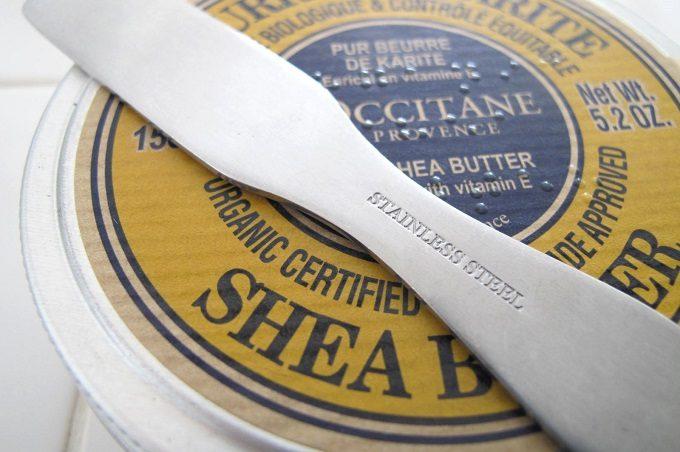 loccitane-shea-butter スパチュラ裏