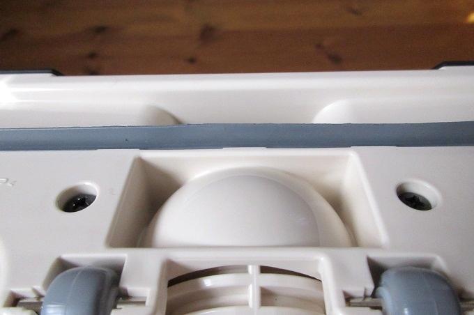 マキタ 掃除機 ノズル 新しいヘッドのゴム