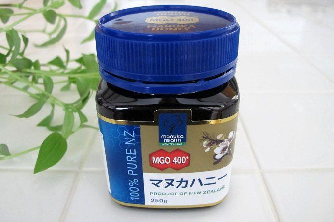 マヌカハニー mgo400