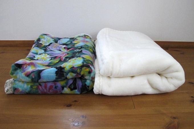 東京西川 ホワイト毛布プレミアム ボリューム