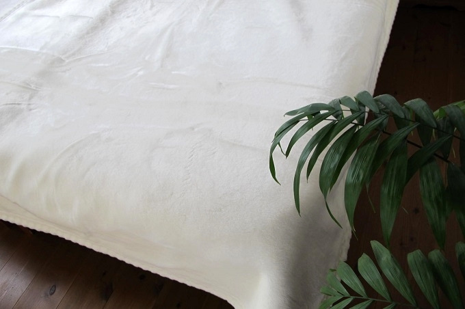 東京西川 ホワイト毛布プレミアム 白