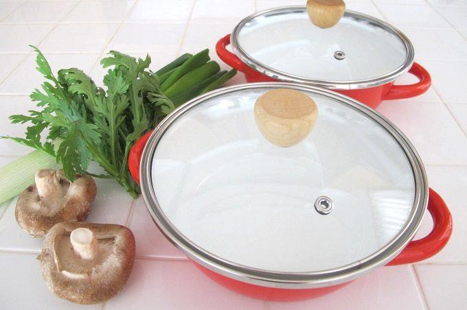 プチクック ホーロー鍋