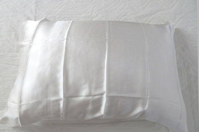 シルク枕カバー 片面