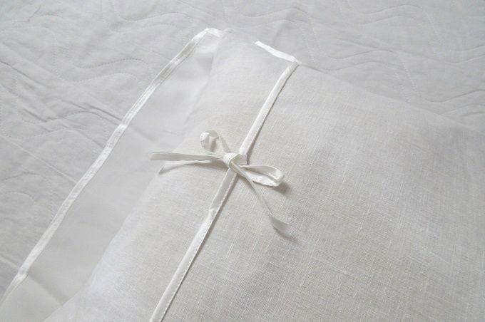 シルク枕カバー 使い方