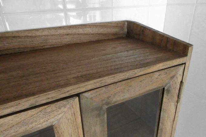 スパイスラック木製 上部
