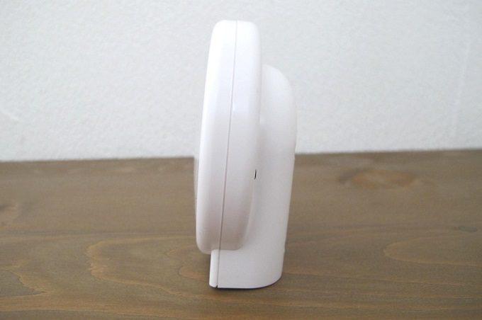 エンペックス生活管理温湿度計 横