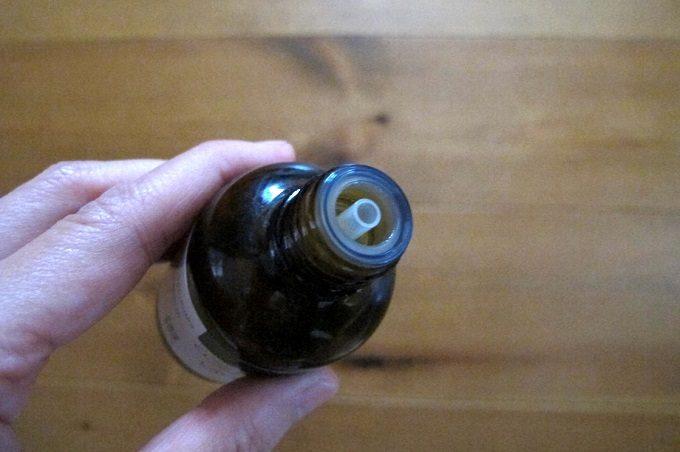 生活の木 ラベンダー精油のドロッパー