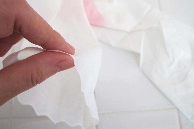 ファミリー ビニール 手袋 うす手 指先強化 炊事・掃除用 作業しやすいうす手